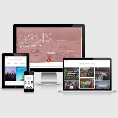 Exciting announcement – the new @oasisexperiencemarketing website is now live!  Ever wonder what it takes to create a snazzy website?  The Oasis recipe = a dash of creativity, dozens of fabulous clients, and a pinch of developer magic.  Let us know what you think! #oasisexperience #oasisusa #oasisexperiencemarketing #eventmarketing #websitedesign #websitedeveloper #websitelaunch