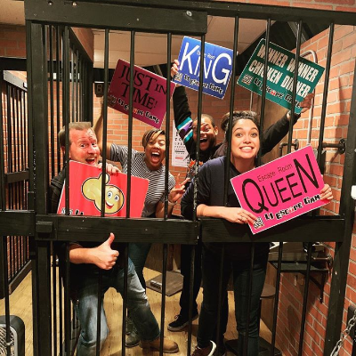Escape rooms are the best when your team knows how to communicate well! With years of experience working events together, #TeamOasis escaped two rooms in one night with minutes to spare! We really do love a challenge.