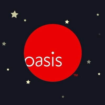 Oasis events are out of this world!