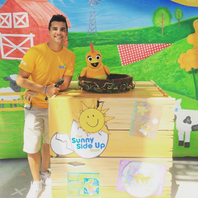 #TBT to The Sunny Side Up Show with Chica! We're so excited to catch our favorite episodes of #TheChicaShow ‪on 5/20‬ with Universal Kids!